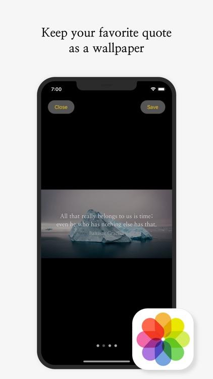 Quotes - Widget & Watch screenshot-6