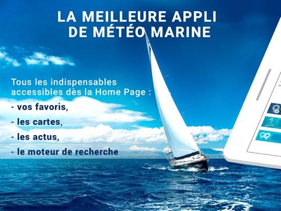 Screenshot #4 pour Météo Marine