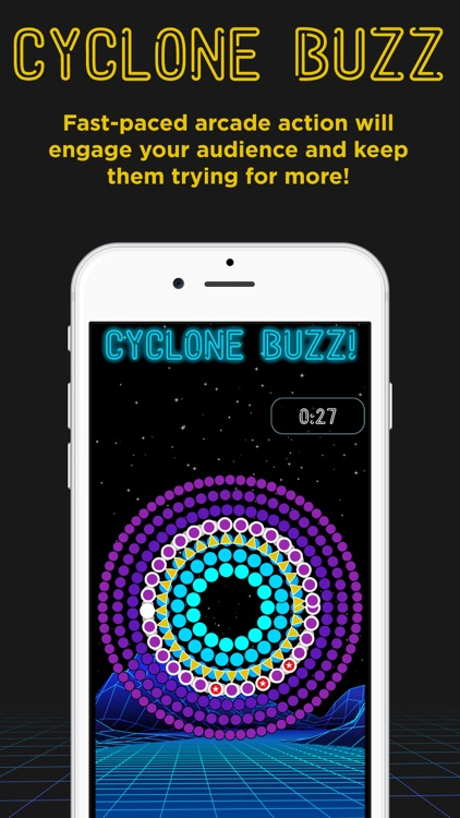 Cyclone Buzz screenshot-0