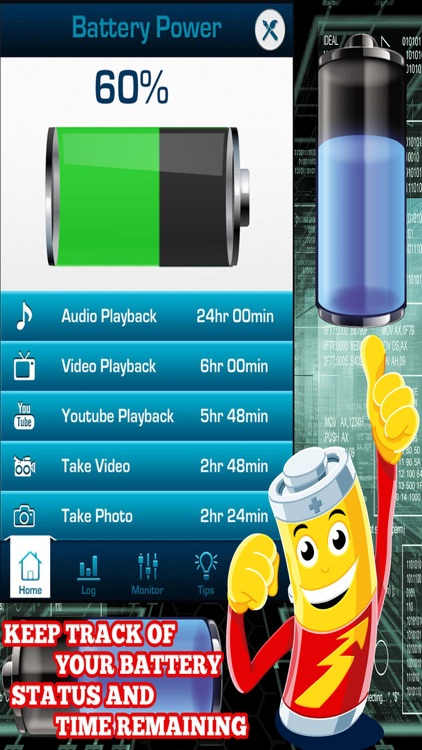 Battery Power Doctor & Booster