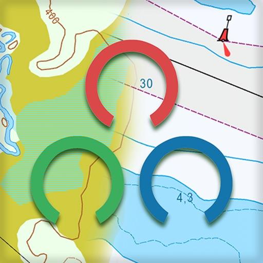 Mapitare Maasto- ja Merikartta