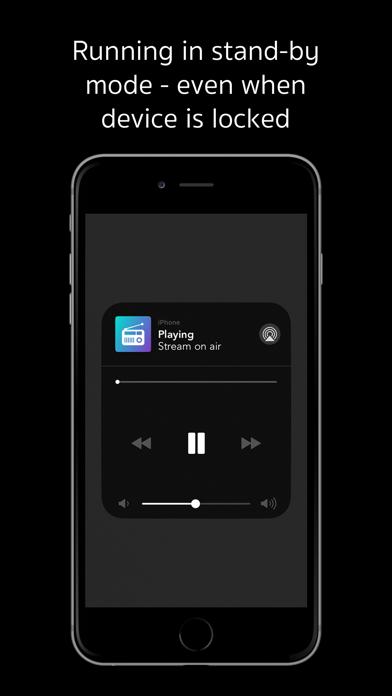Radio von Deutschland Screenshot on iOS