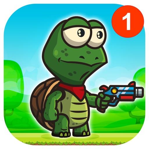 Super Turtle Shooter Adventure
