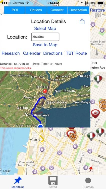 MapItOut: Features screenshot-3
