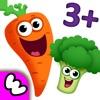 食べ物 2 数字 子供 幼児向け ゲーム 知育 3-5歳