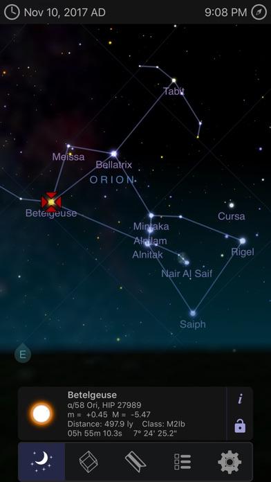 Screenshot #7 for StarMap 3D