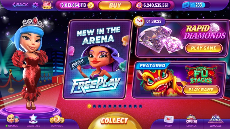 POP! Slots ™ Live Vegas Casino screenshot-3