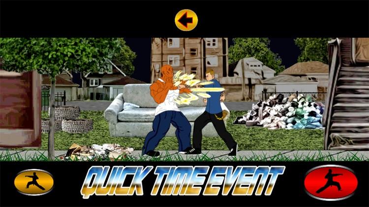 ESCAPE CHIRAQ - Fight Action screenshot-4