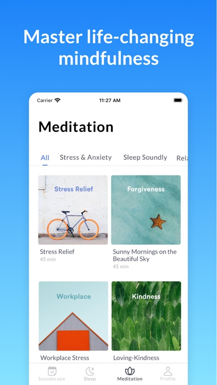 MindZone: Sleep Sounds & Relax screenshot-5