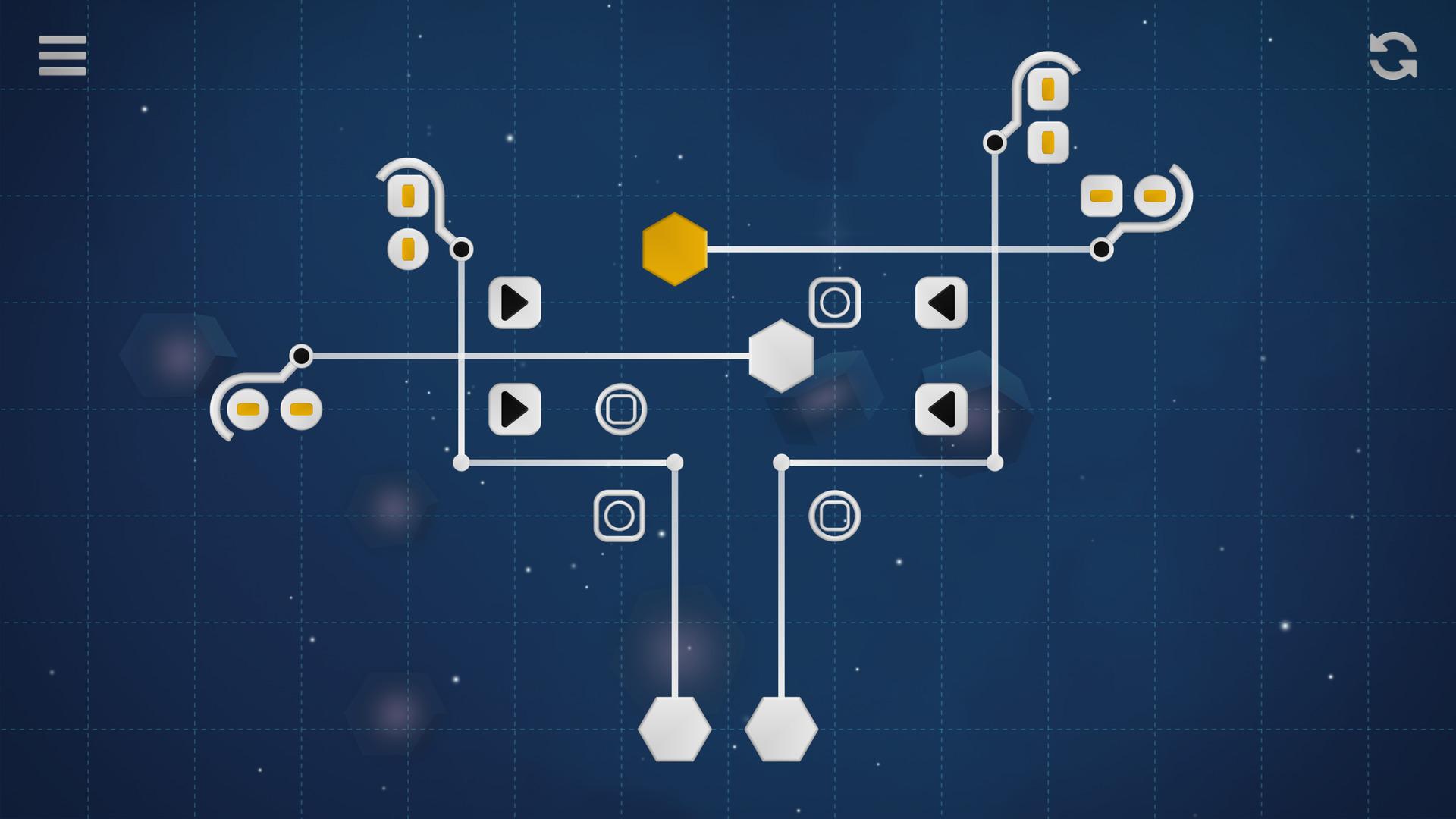 SiNKR: A minimalist puzzle screenshot 17