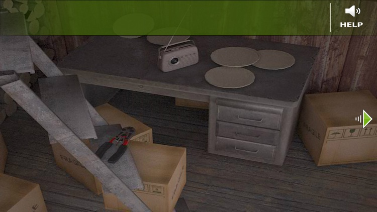 Abandoned Attic Escape screenshot-3