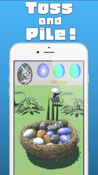 Dragon's Egg Toss