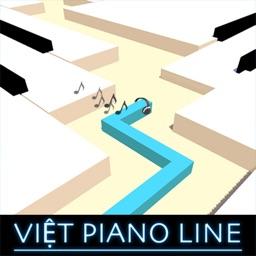 Vpop Piano Line