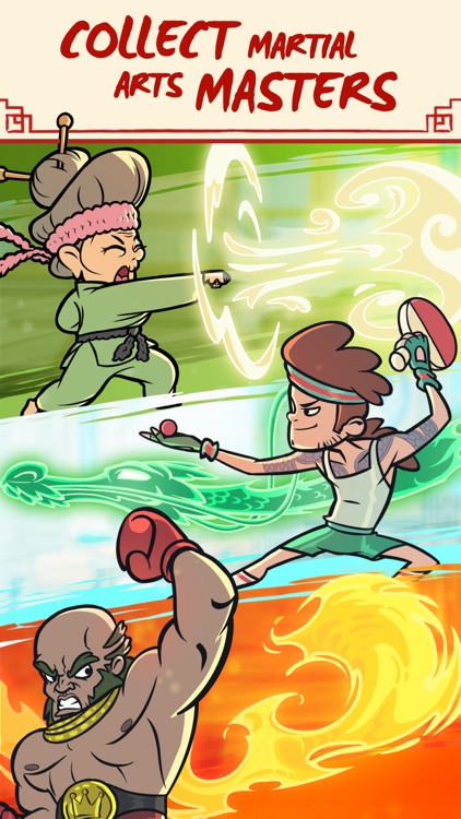 Kung Fu Clicker: Idle Dojo screenshot-2