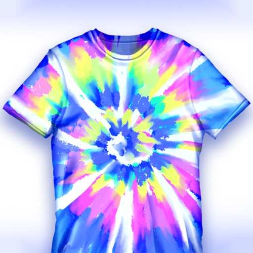 Tie Dye free software for iPhone and iPad