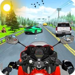 Moto Highway Traffic Racer