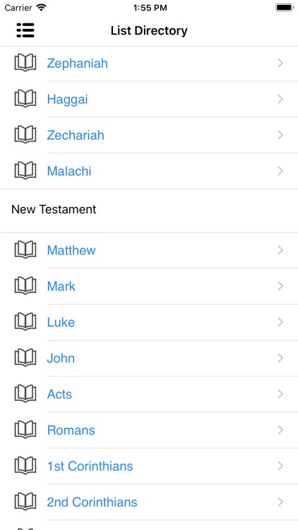 NIV Bible Books & Audio screenshot-3