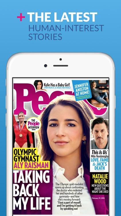 People Magazine screenshot-3