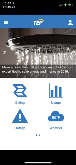 Tucson Electric Power On The App Store