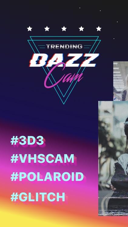 Dazz Cam & VHS Camcorder screenshot-0