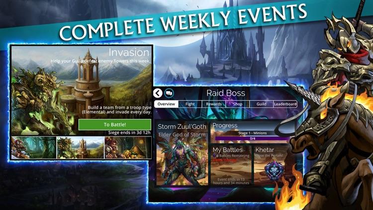 Gems of War – Match 3 RPG screenshot-3