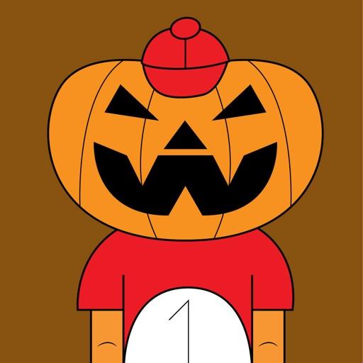 Fun Fact Halloween Stickers
