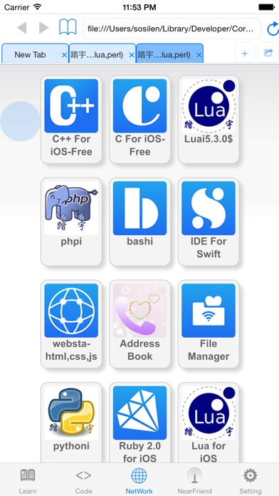 Screenshot for websta$-learn html css and js in Germany App Store