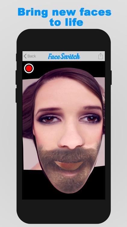 Face Switch - Swap & Mix screenshot-0