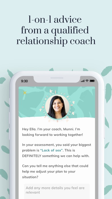messages.download Relish - Relationship Coach software