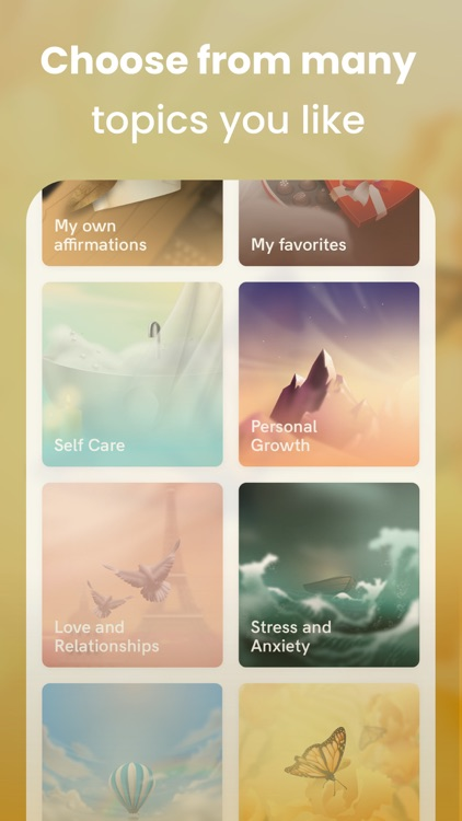 I am - Daily Affirmations screenshot-3