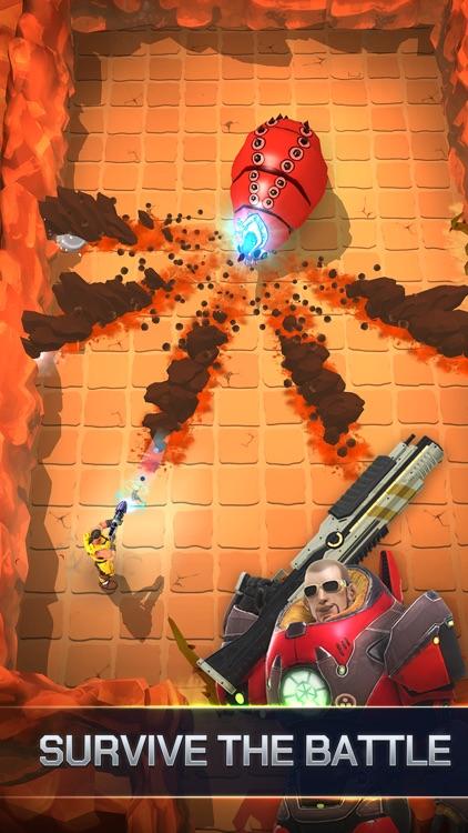 Spacelanders: Space Shooter screenshot-3