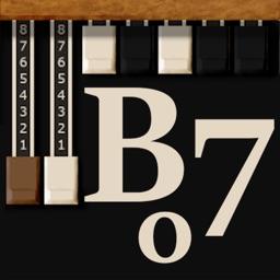 HaNon B70 ToneWheel Organ