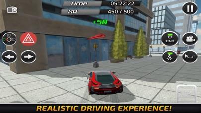 Ultimate Car Driving City St screenshot two