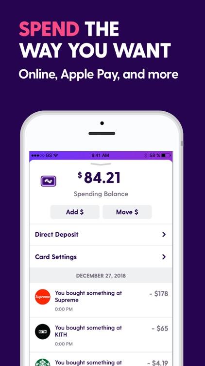 Current - A better bank screenshot-3