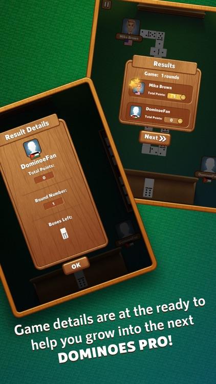 Dominoes Pro screenshot-6