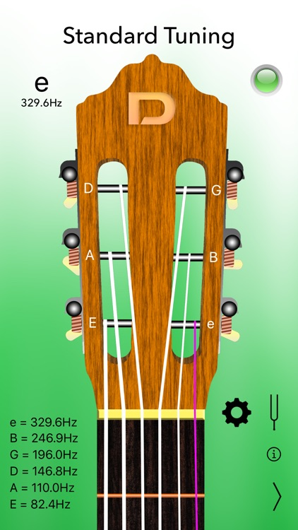 Classical Guitar Tuner Pro screenshot-0