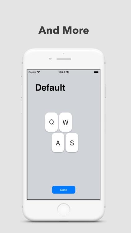 Haptic Feedback Keyboard screenshot-5