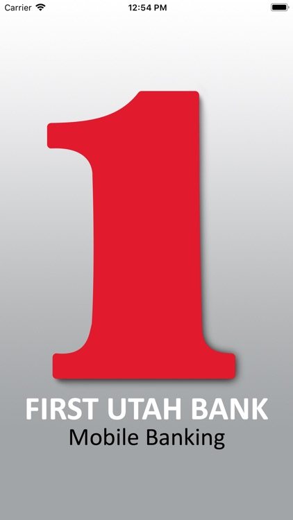 First Utah Bank Mobile Banking