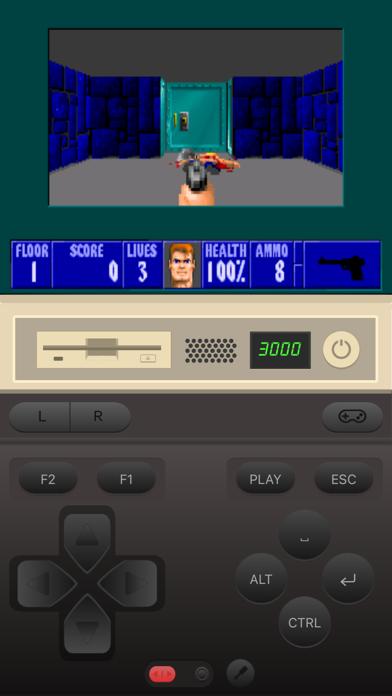 iDOS 2 Screenshots