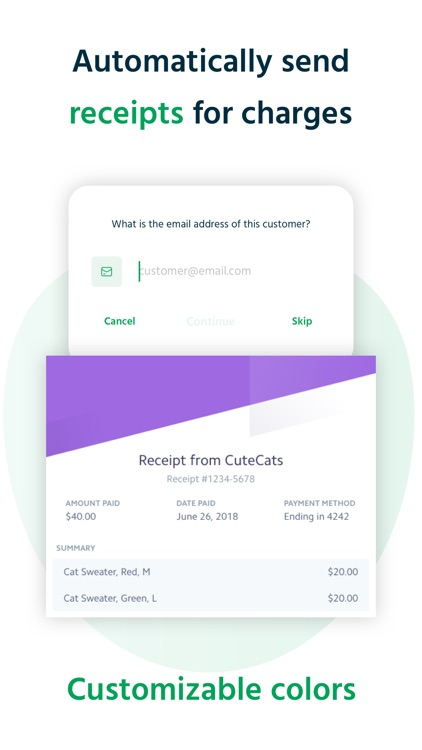 Payment via Stripe screenshot-3