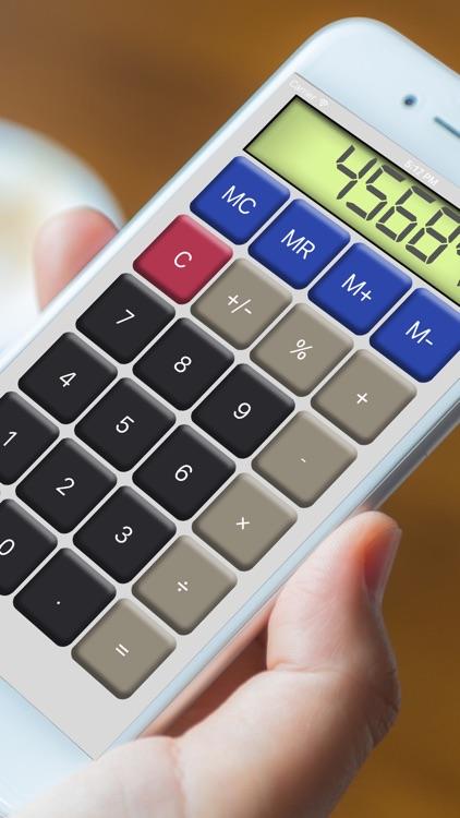 Calculator⁻ screenshot-3