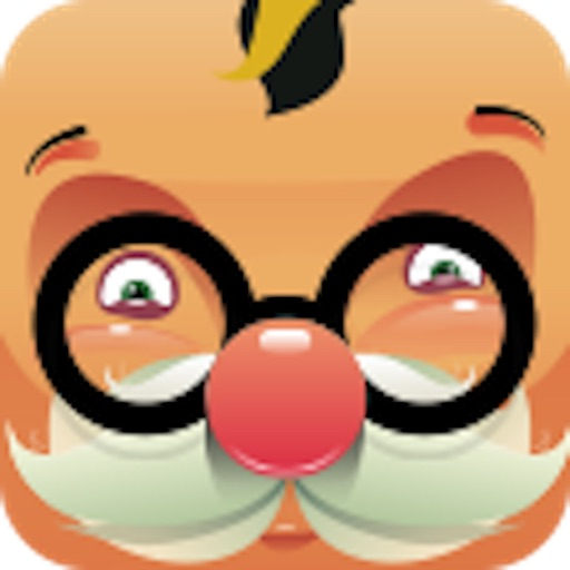 Mustache Party - Pimp Cute, Funny, Crazy Stylish Face Beards On Friends & Celebrity Photos Pictures iOS App