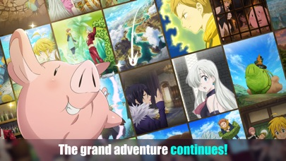 The Seven Deadly Sins Screenshot