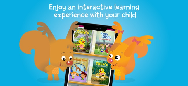 My First Books Snuggle Stories on the App Store