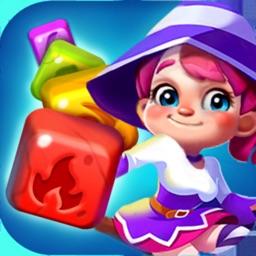 Tap Cubes - Sorceress Blast
