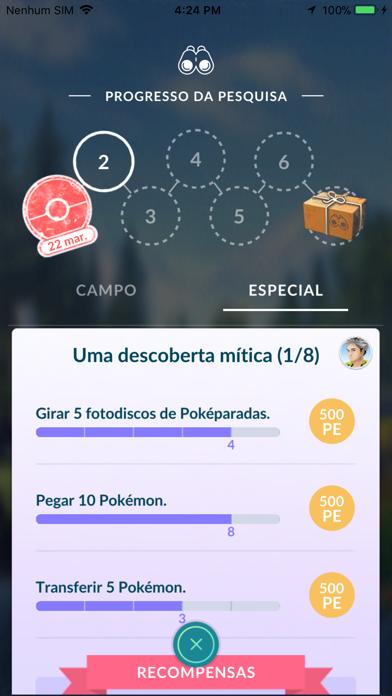 Screenshot for Pokémon GO in Peru App Store