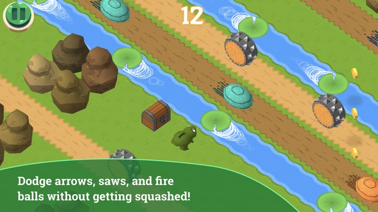 Frog Squash screenshot-1