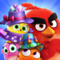 App Icon for Angry Birds Match 3 App in Mexico IOS App Store