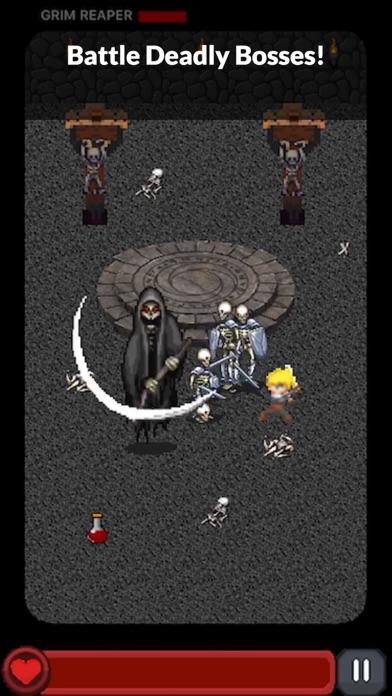 Revenge of the Battle Hunter Screenshot 5