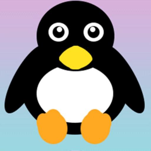 Tiny Penguin Fishing Dream